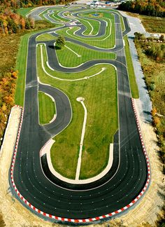 Race Track Design Services - Become one of the world's best tracks - KISS Track Design Services