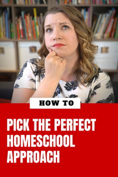 How do you pick a homeschool approach? Here are some tips, tricks and steps for picking the perfect homeschool approach for your family. Kids House, Raising, Homeschooling, Parents, Corner, Group, Lifestyle, Tips, Beautiful