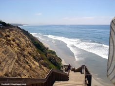 San Elijo State Beach is in Northern San Diego County. Swimming, surfing, camping and picnicking are just a few of the activities you can enjoy.