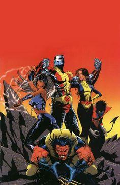 Uncanny X-Men - Jae Lee