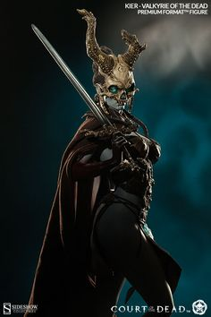 Court of the Dead Valkyrie of the Dead Premium Format(TM) Fi | Sideshow Collectibles