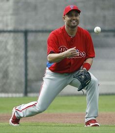 Placido Polanco! I want him back in Detroit!