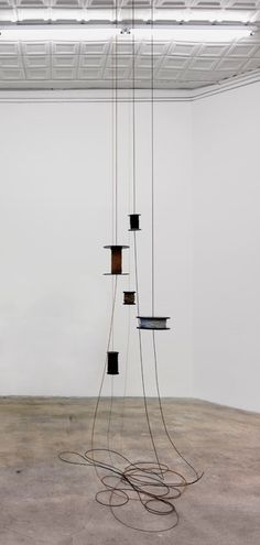 Tatiana Trouvé, 'Floating Spaces,' 2014, Gagosian Gallery