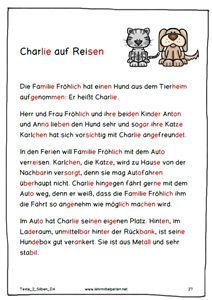 Allerlei | Arbeitsblatt Fahrzeuge - Deutsch Englisch Französisch ...
