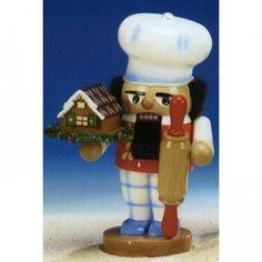 Steinbach Troll Gingerbreadbaker Nutcracker http://www.oktoberfesthaus.com