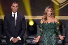 I due presentatori #pallonedoro pic.twitter.com/7BPuIesP8q