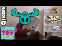 Surprise Presents From Moose | Big Box Of Fun Unboxing | PSToyReviews - YouTube