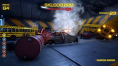 PSA:Danger Zone the new game from Three Fields Entertainment(previously Burnout fame)is out today.