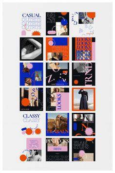 Instagram Feed Layout, Feeds Instagram, Web Design, Presentation Layout, Graphic Design Studios, Social Media Design, Magazine Design, Graphic Design Inspiration, Branding Design