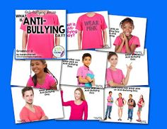 Pink Shirt Day is Tomorrow