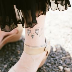 Temporary Diamond Tattoos // Tattly 8531 Santa Monica Blvd West Hollywood, CA 90069 - Call or stop by anytime. UPDATE: Now ANYONE can call our Drug and Drama Helpline Free at 310-855-9168.
