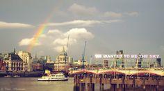 VIEW FROM SOUTH BANK, LONDON  [photo© Petar Miloshevski]