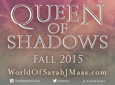 And the title for the 4th THRONE OF GLASS book is......