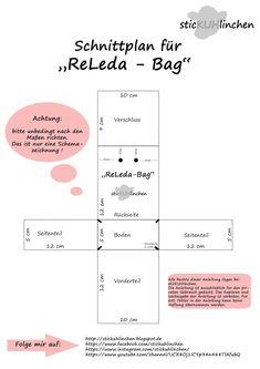 Freebie ReLeda - Bag    Hallo ihr Lieben,  kennt ihr schon das neue Material ReLeda  von Snaply ?  Schon im Oktober bei #snaplybackstage ko...