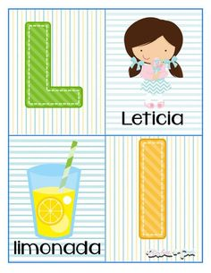 Tarjetas para trabajar el abecedario - Imagenes Educativas Math For Kids, Science For Kids, Preschool Lessons, Preschool Activities, Spanish Lessons For Kids, Pre Kindergarten, Future Baby, Kids And Parenting, Alphabet