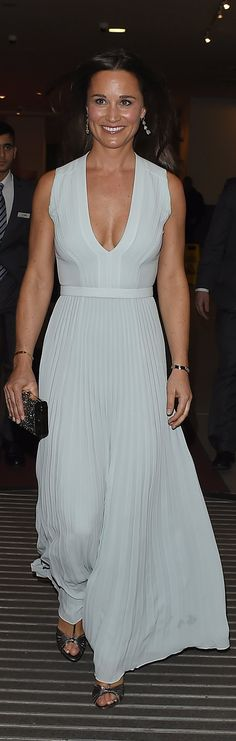 Pin for Later: Pippa Middleton Just Gave Kate a Run For Her Money in This Dress
