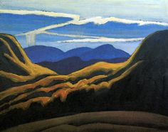 LAWREN HARRIS Group Of Seven Artists, Group Of Seven Paintings, Canadian Painters, Canadian Artists, Ontario, Tom Thomson Paintings, Rockwell Kent, Southwestern Art, Country Scenes