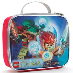 d7b9c48abb Shop our full selection of accessories including this Legends of Chima  lunch box