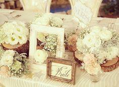 結婚式レポ♡お気に入り高砂編 #結婚式レポ#かすみ草#高砂装花#高砂装飾#切株#marry卒花嫁 #marry本こだわり演出