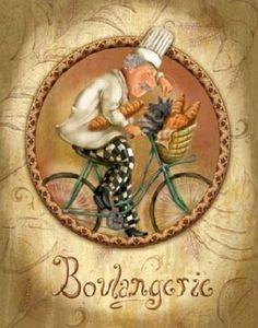 Chef / Images for decoupage