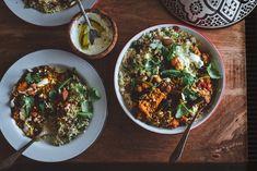 kurpitsa-linssitagine-5-5 Palak Paneer, Vegan, Cooking, Ethnic Recipes, Food, Kitchen, Essen, Meals, Vegans