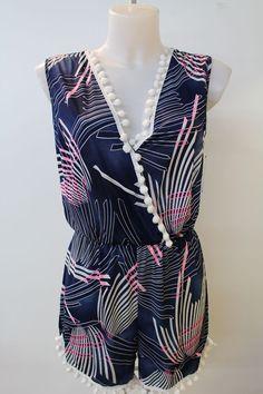 Damen Overall Kurz Einteiler Jumpsuit | eBay