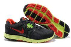 size 40 7fb17 fe565 Wholesale Mens Nike Lunarglide 3 Black Yellow Red Shoes shop, wholesale Nike  Sport Shoes, discount Nike Sport Shoes, Womens Nike Sport Shoes, sale Nike  ...