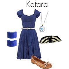 Modern Katara Outfit