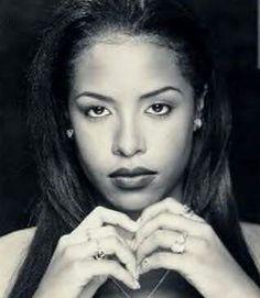 Aaliyah Dana Haughton lovely