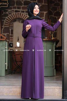Pınar Şems - Mor Stil Tulum
