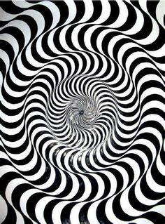 Optical art -