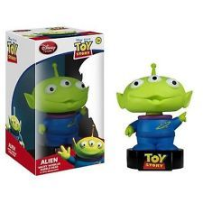 Toy Story Alien - Funko Talking Bobble Head Wacky Wobbler! New in box!