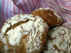 tuoreita sampyloita Bread, Food, Meal, Essen, Breads, Buns, Sandwich Loaf