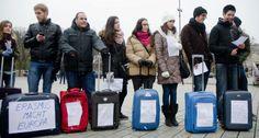 Los Erasmus españoles reciben las becas más bajas de toda la Unión Europea / Claudi Pérez + @elpais_sociedad | #universidadencrisis #saveerasmus