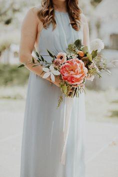 This Whimsical Garden Wedding Is Pure MAGIC #laceweddingdresses #gardenweddingflowerarch #fairytalewedding
