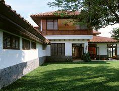 Mango Orchard Residence (traditional Filipino house) - CS Architecture