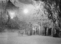 Adelsberger Grotte Innenansicht.