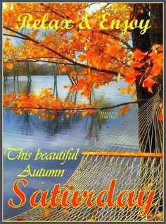 Autumn Saturday