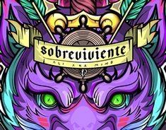 "Check out new work on my @Behance portfolio: ""Sobreviviente"" http://be.net/gallery/43482181/Sobreviviente"