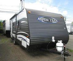 Roulotte Dutchmen Aspen Trail 1600RB 488-16 Aspen, Recreational Vehicles, Trail, Trailer Tent, Camper, Campers, Single Wide