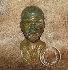 An African hand carved bust of an old African Zulu man The head is carved out of stone and shows and old balding man with a white beard Zulu, Stone Carving, Old Men, Hand Carved, Statue, South Africa, Eye, Book, African