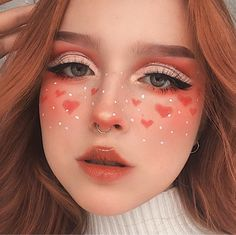 Cute Makeup Looks, Makeup Eye Looks, Eye Makeup Art, Crazy Makeup, Pretty Makeup, Beauty Makeup, Women's Beauty, Beauty Room, Luxury Beauty