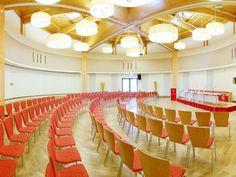 Der #Festsaal #Salzburg, ein idealer Ort für große #Veranstaltungen im festlichen Rahmen
