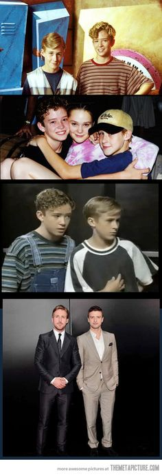 Ryan and Justin, best friends forever…