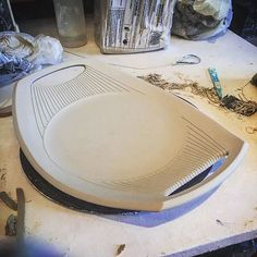 Image result for oval platter handbuilding clay