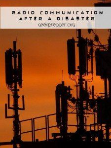 Most cell phone towers are over subscribed. The companies count on the fact that everyone won't be on the phone at the same time. If there's a natural disaster, emergency or SHTF scenario, everyone is on the phone! This will make sending and receiving calls nearly impossible.  www.geekprepper.org