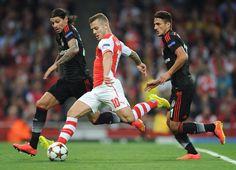 Arsenal 1 Besiktas 0 - MOTM performance from Jack!