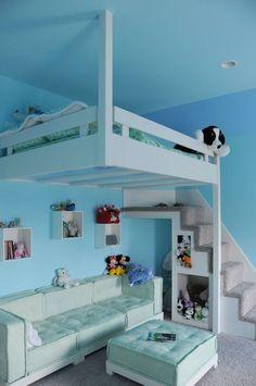 Спальня под потолком: быть или не быть – Полезные советы