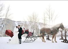 Bridal Guide: 100 Ideas for Winter Weddings
