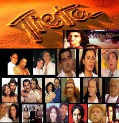 Tieta (1989) Novela marcante dos anos 80.